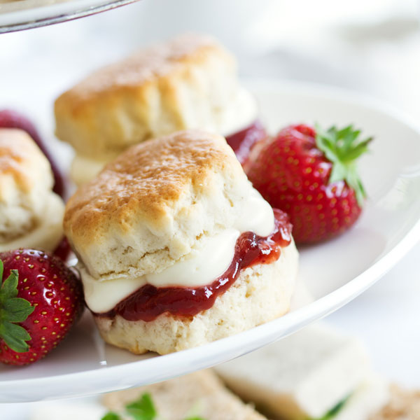 Fresh Scones at the Kerry Creamery Experience