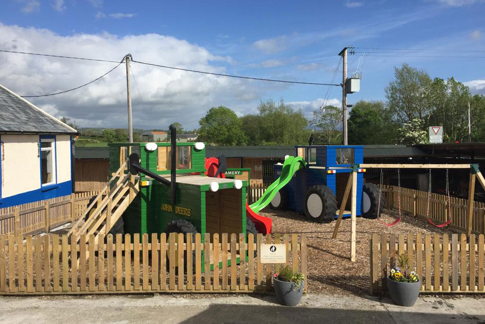 The Kerry Creamery Experience Playground